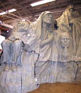 Section 2 Clay Sculpture